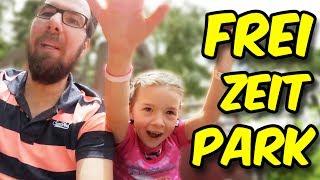 Looping & Achterbahn im FREIZEITPARK mit DOJOS SPIELZEUGWELT - Lulu & Leon - Family and Fun