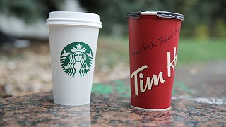 Dumpster diving: Do Starbucks and Tim Hortons really recycle? (CBC Marketplace)