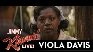 Viola Davis on Crying & Snotting in Fences