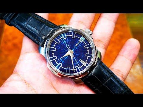 [Review Đồng Hồ] Sarpaneva Korona K1 Imperial Blue | ICS Authentic