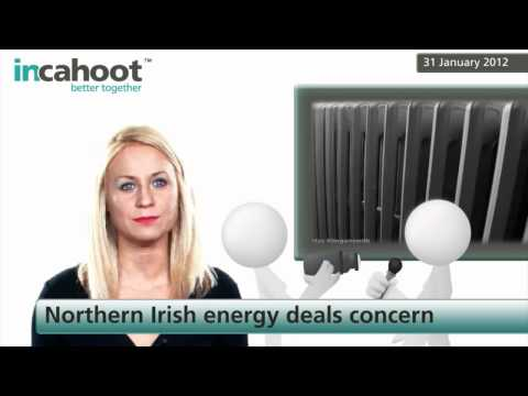 Northern Irish energy deals concern