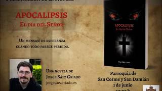 """Presentación de """"Apocalipsis"""" en la parroquia de san Cosme y san Damián"""