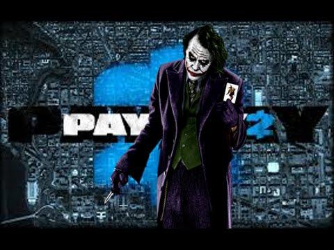 payday 2 joker build youtube