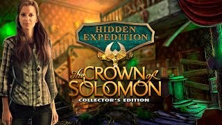 Hidden Expedition: The Crown of Solomon Collector's Edition (Google Play)