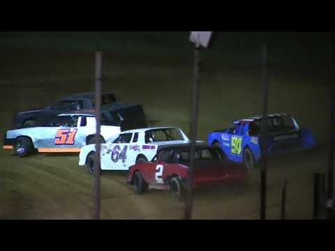 Pure Stock Heats And Feature @ Southern Raceway 9-29-18
