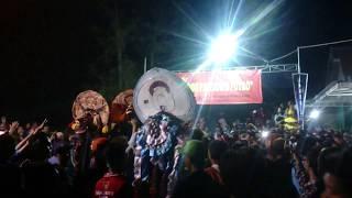 Gambar cover Rogo pandowo putro live mojokerto feat singo barong waru(rogo samboyo putro), dan chibicrew