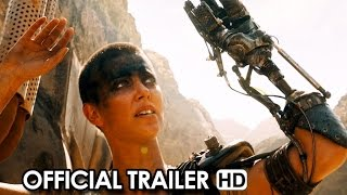 Mad Max: Fury Road Official Trailer 'Retaliate' (2015) - Tom Hardy Movie HD