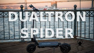 Birth of a Spider 🕷, Dualtron Spider Electric Scooter Review & History