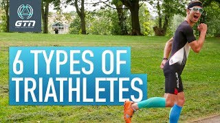 6 Types Of Triathletes We All Know!