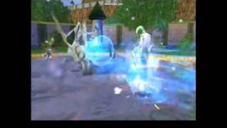 Wizard 101-All the Level 58 spells in Action!