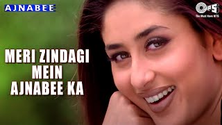 Download lagu Meri Zindagi Mein Ajnabee Ka Song Video - Kareena Kapoor, Bobby Deol