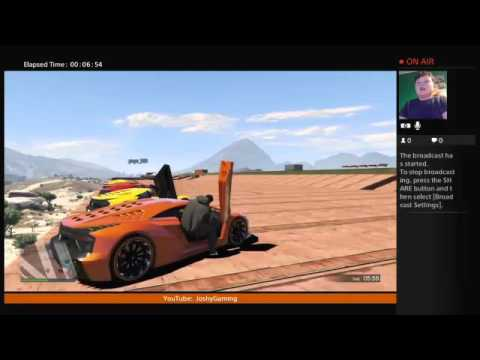 Grand Theft Auto V getting $1,000,000 part 1 w/Ally