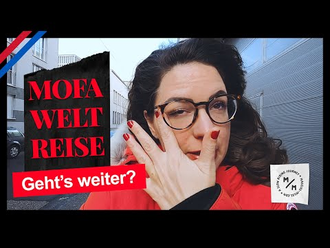 Geht's weiter mit Maggie's Miles? | Mofaweltreise gescheitert?