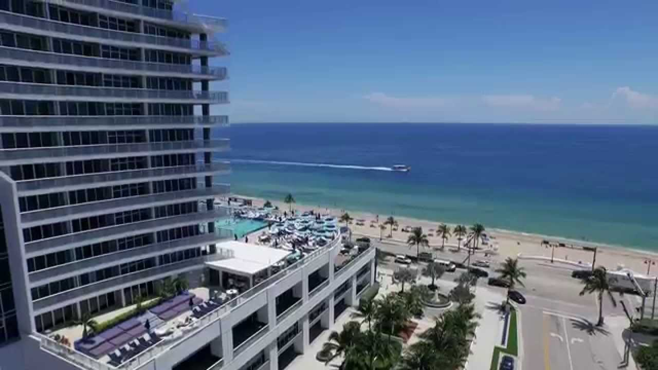 W FORT LAUDERDALE HOTEL  RESIDENCE  YouTube