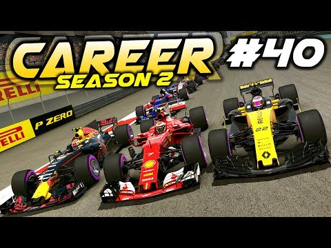 F1 2017 Career Mode Part 40: SEASON 2 FINALE, CHAMPIONSHIP DECIDER!