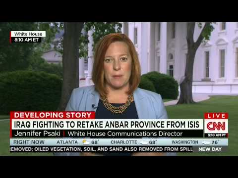 WH Admits Need To 'Adapt Our Strategy' Against IS, Contradicts Previous Admin Statements