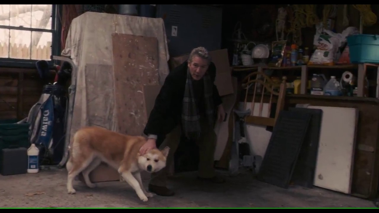 hachiko a dogs tale full movie youtube