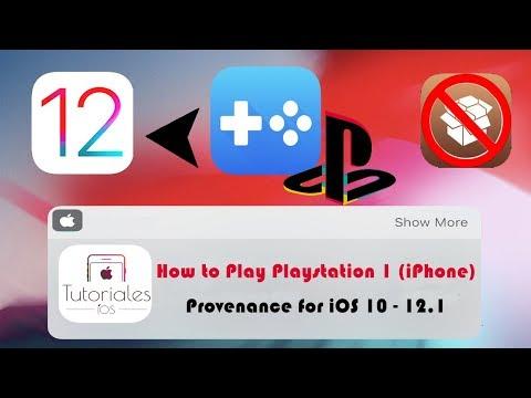 Repeat EASILY INSTALL PS1 Emulator On iOS 12 / iOS 11 - 11 4