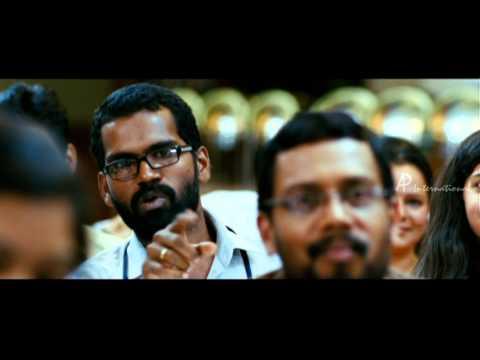 Padmasree Bharat Dr. Saroj Kumar Malayalam Movie | Sreenivasan | in Press Meet | 1080P HD