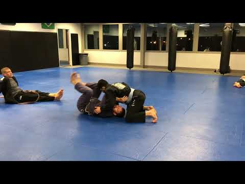 How to Escape North South Position in BJJ
