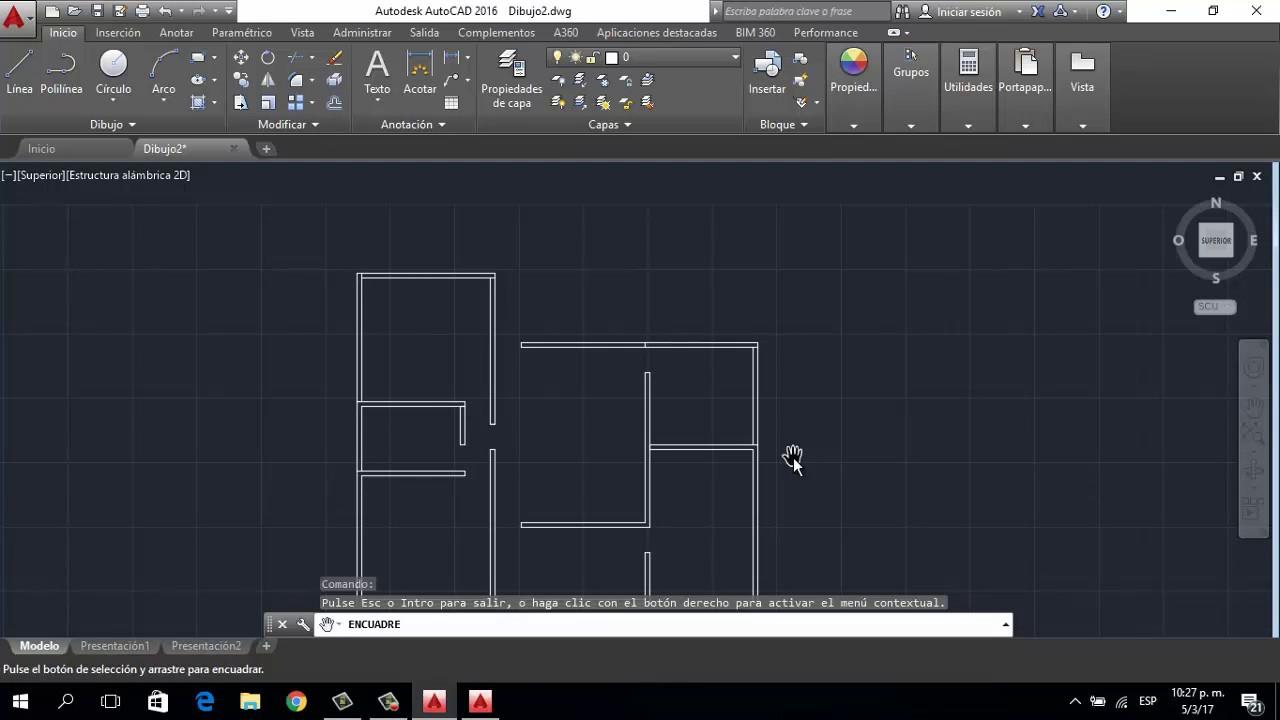 planos arquitectonicos en autocad para descargar