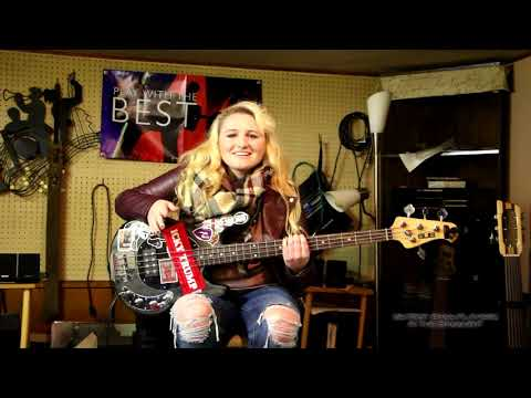 "DETROIT BASS PLAYER ""PENELOPE ORSARGOS"" INTERVIEW"