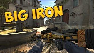 CS:GO - SSG 08 | Big Iron Gameplay