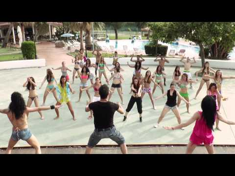 Calabro Project & Dr. DD - Samanera [OFFICIAL VIDEO] Tormentone Estate 2014
