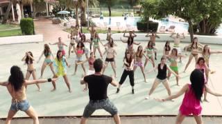 Calabro Project & Dr. DD - Samanera [OFFICIAL VIDEO] Tormentone Estate 2014