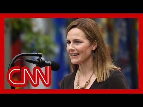 Listen to Amy Coney Barrett's full speech after Supreme Court nomination