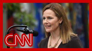 Listen to Amy Coney Barrett's full speech after Supreme Court nomination