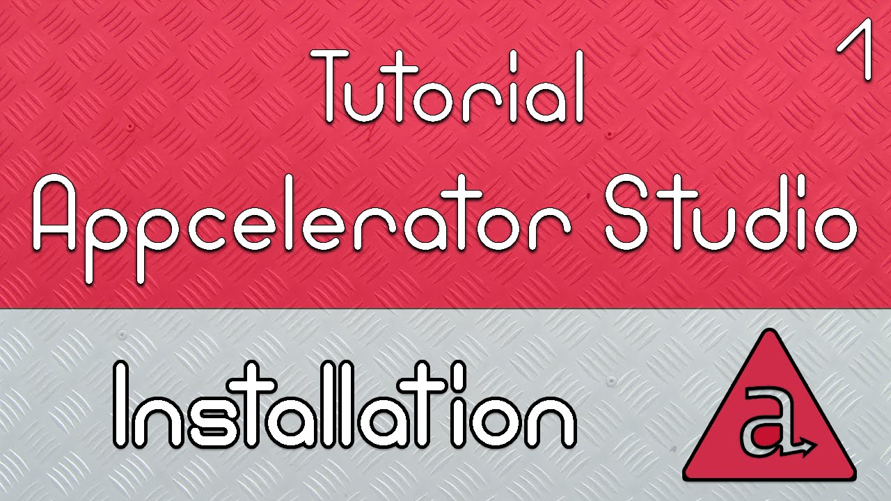 Getting started with appcelerator studio youtube.