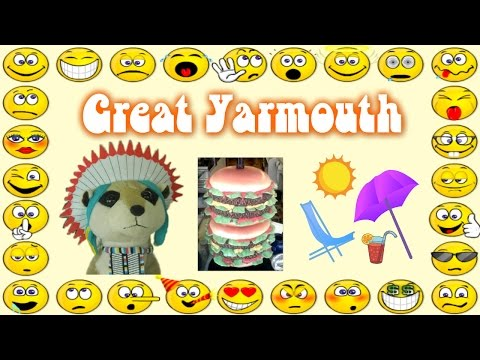 Great Yarmouth Vlog - Summer 2014