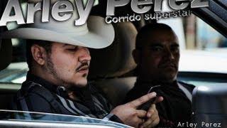 Arley Perez - CABALLO DE ACERO - Nuevo 2013 Corrido