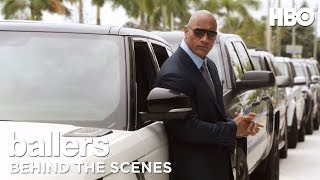 Ballers Inside the Episode 1 HBO