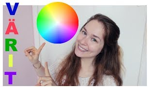 Colors in Finnish | KatChats