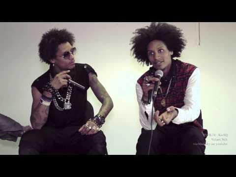 Les Twins, 2014.09.27-28, 2 interviews, Twenty Four Festival, Saint-Quentin-en-Yvelines