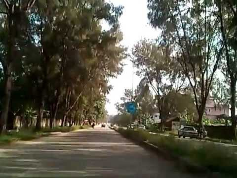 Driving around Zanzibar - Airport