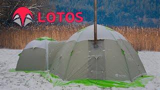 Палатки ЛОТОС 5 Универсал Баня(палатка с сайта: lotostent.ru/products/winter_tents/lotos-5-universal-banya/ Отличительной особенностью «ЛОТОС 5 Универсал Баня» явля..., 2015-11-09T19:50:24.000Z)
