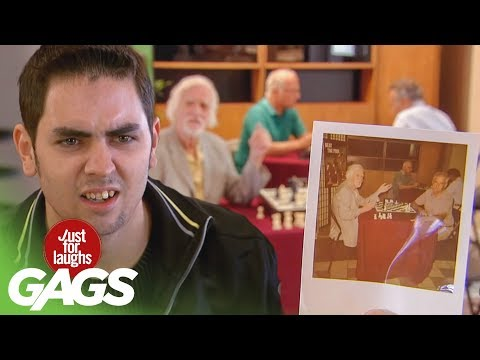 Ghost Stories  Best of Just For Laughs Gags