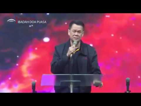Pdt R Bambang Jonan-Bapa Kau Setia Worship Session