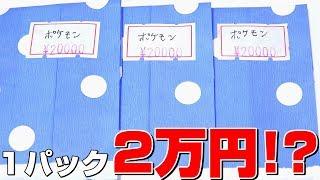 【ポケカ】1個2万円オリパの当たりがヤバすぎるんだがwwwww