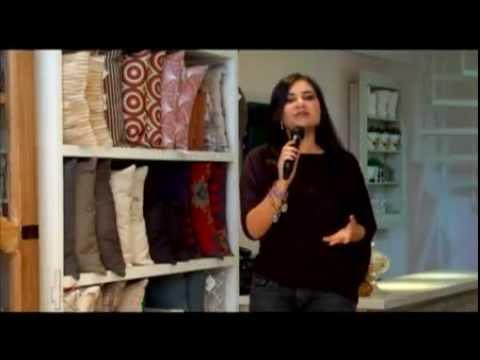 Programa Know  Dicas de como organizar seu sof com as