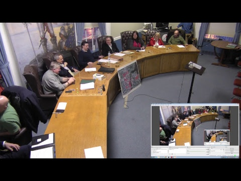City of Plattsburgh, NY Meeting  4-9-19