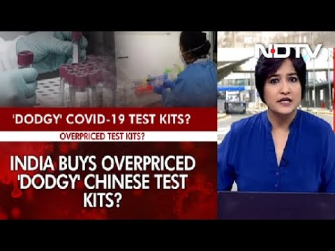 India Bought 'Overpriced' Chinese COVID-19 Test Kits, Court Fight Reveals