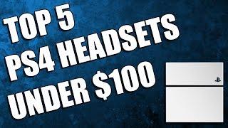 Video MY TOP 5 PS4 HEADSETS UNDER $100!! download MP3, 3GP, MP4, WEBM, AVI, FLV Juni 2018