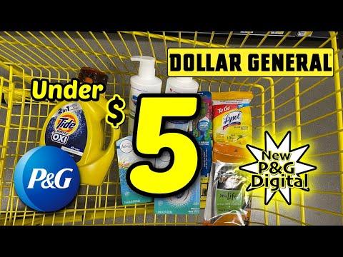 Using The New Pu0026G Coupon! | ALL Digital Deals! | I Got Back $5 Too! | Shop With Sarah | 7/21