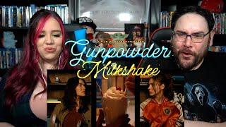 Gunpowder Milkshake - Netflix Official Trailer 2 Reaction / Review