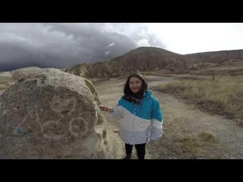 Kapadokya & Cappadocia Fairy Chimneys paşabağları