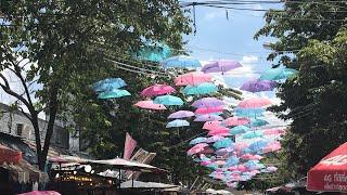 バンコクひとり旅 DAY2【タニの夏休み2018】チャトチャックウィークエンドマーケットをぶらぶら  Walking Around  Chatuchak Weekend Market